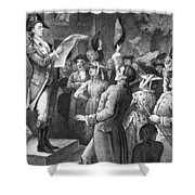 Yorktown: Surrender, 1781 Shower Curtain