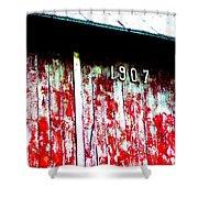 1907 Shower Curtain