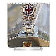 1909 Rolls Royce Shower Curtain