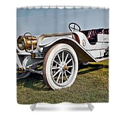 1910 Franklin Type H Touring Shower Curtain