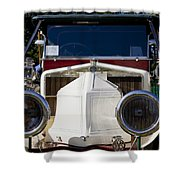 1912 Siddeley-deasy Type 14-20 Shower Curtain