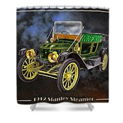 Stanley Steamer Shower Curtain