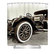 1914 Renault Type Ef Victoria Shower Curtain