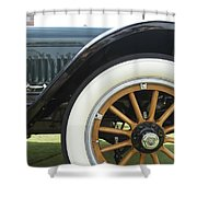 1917 Winton Shower Curtain