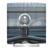 1917 Winton Six Shower Curtain