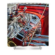1923 Ford T-bucket Shower Curtain