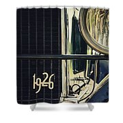 1926 Shower Curtain