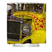 1927 Ford-front View Shower Curtain