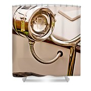 1927 Rolls-royce Phantom I Brewster Kenilworth Light -0209c Shower Curtain