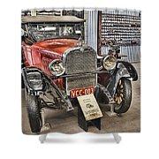 1928 Dodge Roadster Shower Curtain