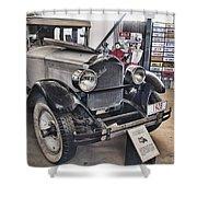 1928 Packard 526 Sedan Shower Curtain