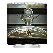 1928 Pierce Arrow Series 36 7 Passenger Touring Shower Curtain