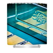 1929 Ford Roadster Pickup Truck -0158c Shower Curtain