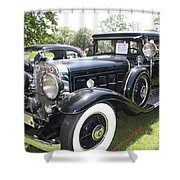 1930 Cadillac V-16 Imperial Limousine Shower Curtain