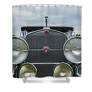 1930 Cadillac V-16 Shower Curtain
