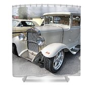 1930 Ford Shower Curtain