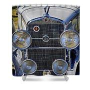 1930 Lasalle 340 Shower Curtain