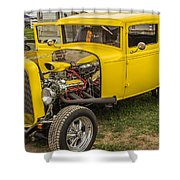 1930 Model A Coupe Shower Curtain