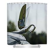 1930s Packard Shower Curtain