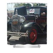 1931 Ford Sedan Shower Curtain