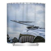 1932 Duesenburg Shower Curtain
