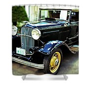 1932 Ford Cabriolet Shower Curtain