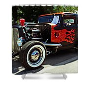 1932 Ford Coupe Shower Curtain