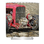 1932 Ford Mirage Shower Curtain