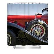 1932 Stutz Bearcat Dv32 Shower Curtain