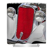 1933 Dodge Sedan Shower Curtain