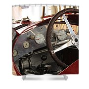 1934 Alfa Tipo B Shower Curtain