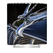1935 Hudson Shower Curtain