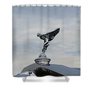 1935 Rolls Royce Shower Curtain