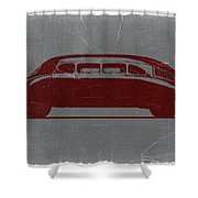 1936 Stout Scarab Shower Curtain