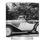 1937 Bmw Convertible Shower Curtain