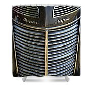 1937 Chrysler Airflow Shower Curtain