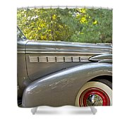 1938 Buick Special Shower Curtain