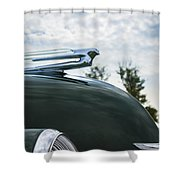 1938 Cadillac Shower Curtain