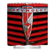 1938 Chevy  Shower Curtain