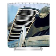 1938 Chevrolet Sedan Shower Curtain