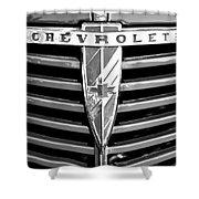 1938 Chevrolet  Shower Curtain