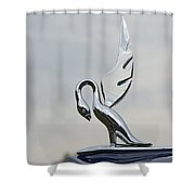 1938 Packard Shower Curtain