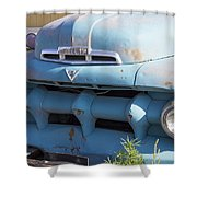 1940's Ford Truck Shower Curtain