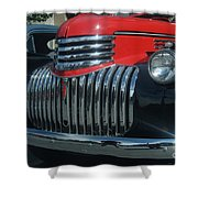 1942 Chevrolet Pickup Truck Grill   # Shower Curtain