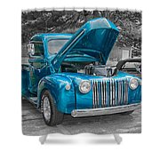 1946 Ford Pickup Shower Curtain