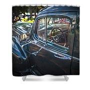 1946 Hudson Super Six Sedan  Shower Curtain