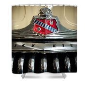 1948 Buick Roadmaster Shower Curtain