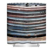 1949 Chevrolet Truck Shower Curtain
