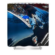 1949 Ford 2 Door Custom Painted    Shower Curtain