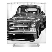 1949 Studebaker Pick Up Truck Shower Curtain